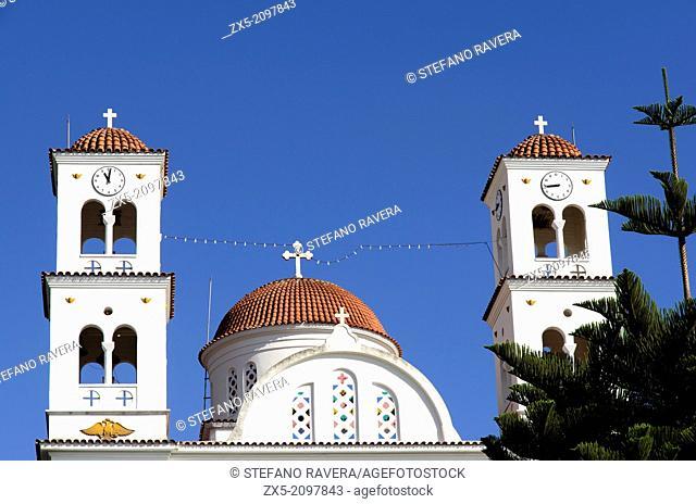 Analipsi Church of Kandanos - Crete, Greece