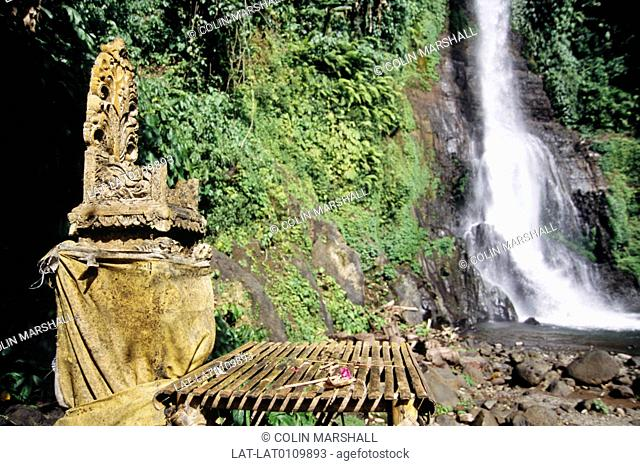 Indonesia is a nation in Southeast Asia. iI is the world's largest archipelagic state. Bali is one of Indonesian islands