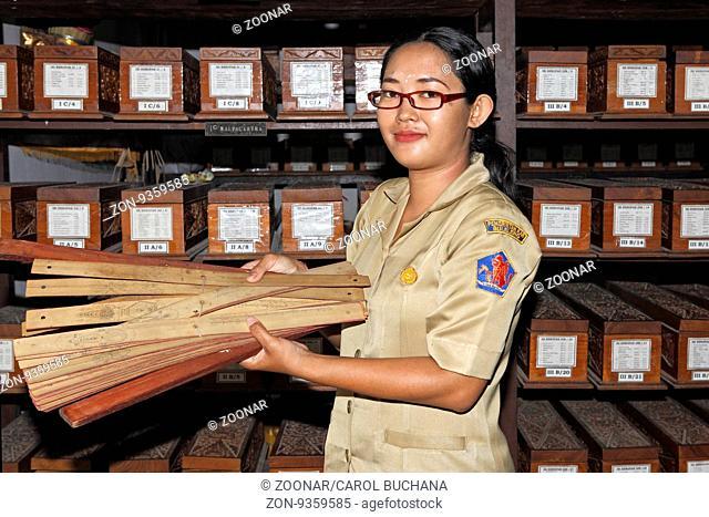 Lontar Library Gedong Kirtya Singaraja Bali