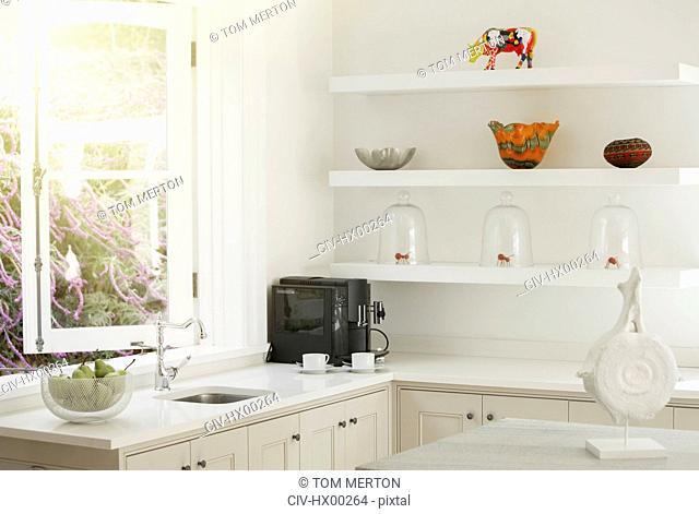 Home showcase kitchen