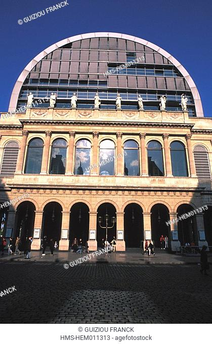 France, Rhone, Lyon, Opera