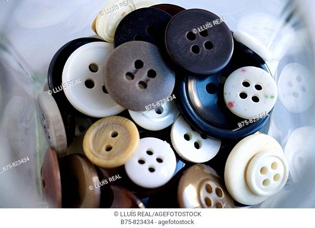 botones, buttons
