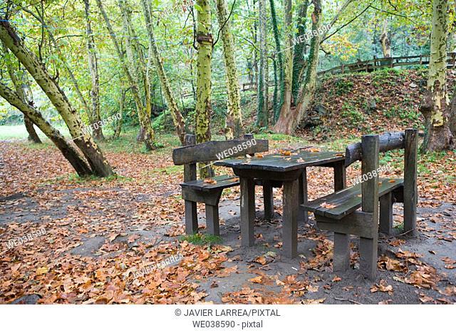 Peñas de Aia Natural Park. Guipuzcoa, Euskadi, Spain