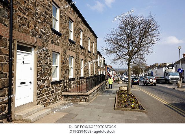 main street moira county down northern ireland uk