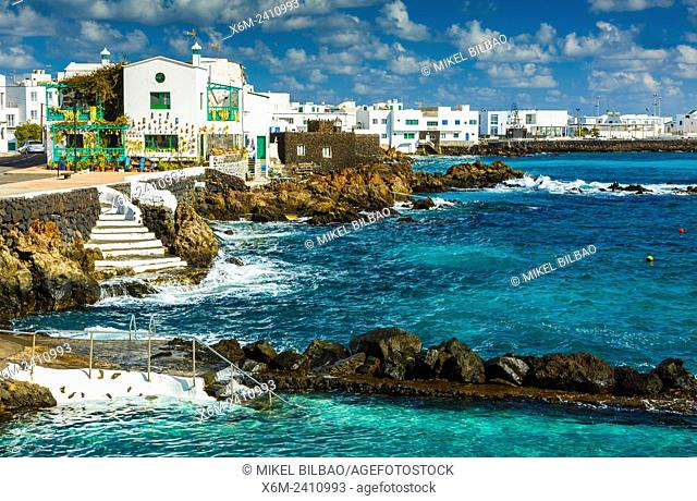 Punta Mujeres, Haria. Lanzarote, Canary Islands, Spain, Europe