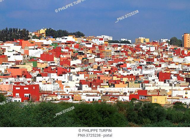 Spain, Andalousia. Algeciras