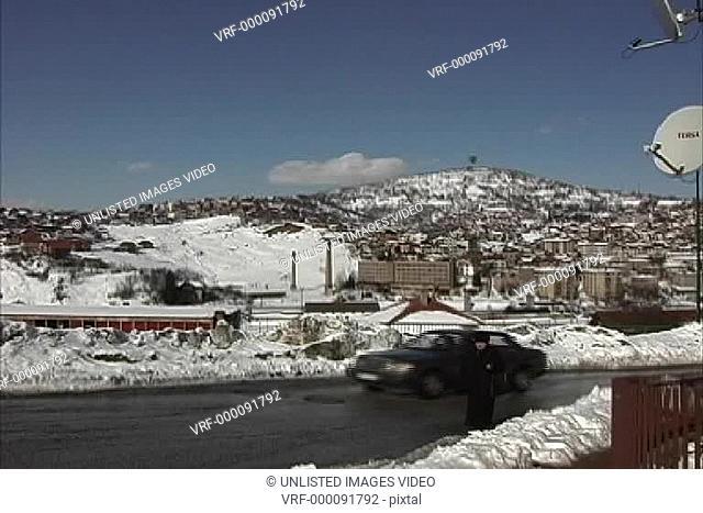 Sarajevo suburb
