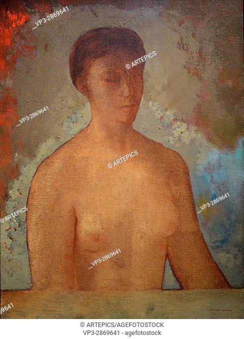 Odilon Redon - Eve - 1904 - Orsay Museum - Paris