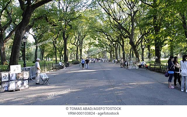 Central Park, New York City, Manhattan, USA