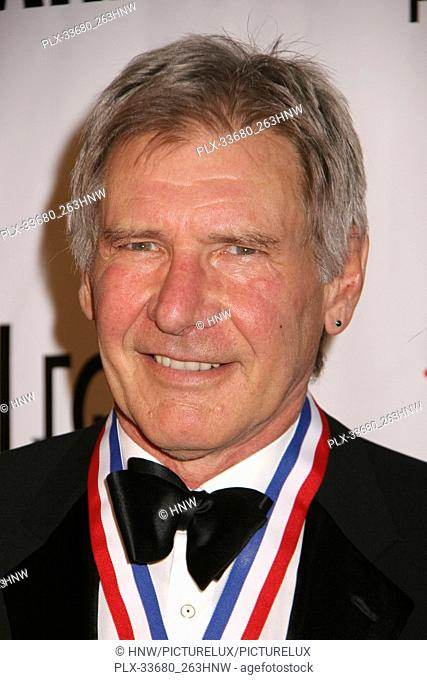 "Harrison Ford 01/22/09 """"6th Annual Living Legends of Aviation Awards"""" @ The Beverly Hilton, Beverly Hills Photo by Megumi Torii/HNW / PictureLux File..."