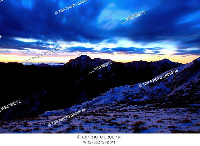Taiwan Peaks