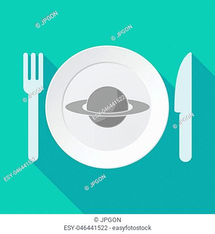 Restaurant Icon Sphere Stock Photos And Images Age Fotostock
