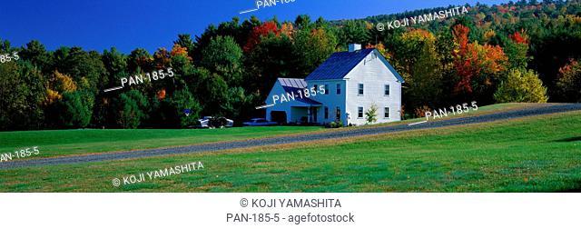 Farmhouse, New Hampshire, USA, No Release