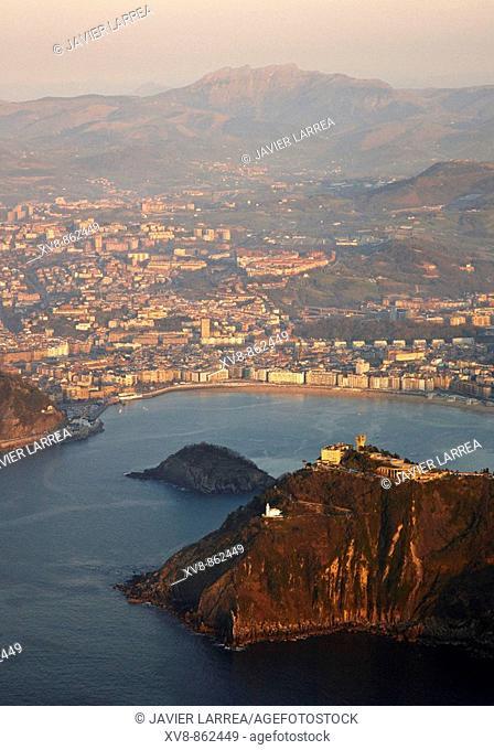 San Sebastian, Donostia, Gipuzkoa, Basque Country, Spain