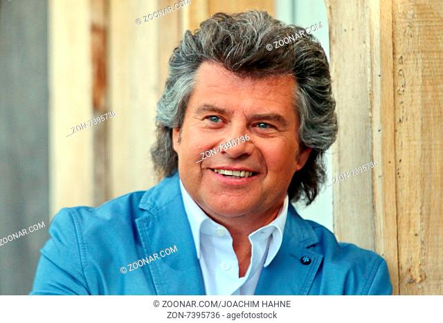 Andy Borg (Sänger / Moderator)- ARD-TV-Sendung