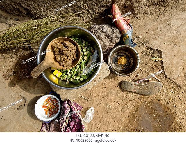 Village life of Northern Togo