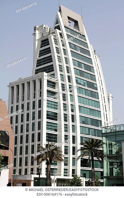Modern Architecture in Santiago de Chile, Chile, South america