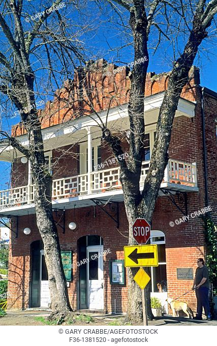 Amador City, Sierra Foothills, Amador County, California