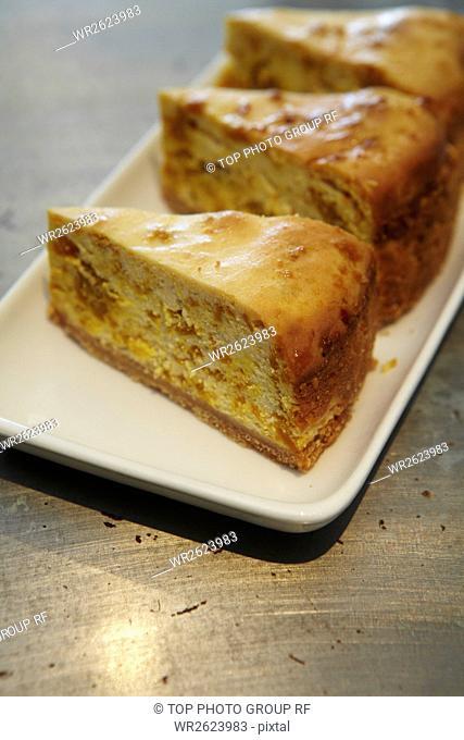 Café Azzurro Cheese Cake;Japan