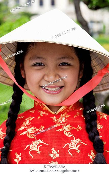 Vietnam,Ho Chi Minh City,Souvenir T shirt Vendor