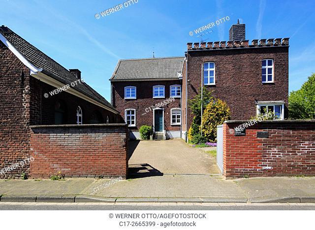 Germany, Nettetal, Maas-Schwalm-Nette Nature Park, Schwalm-Nette Nature Park, Lower Rhine, Rhineland, North Rhine-Westphalia, NRW, Nettetal-Leuth