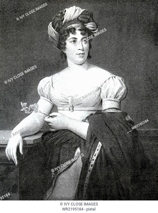 Baroness Stael-Holstein