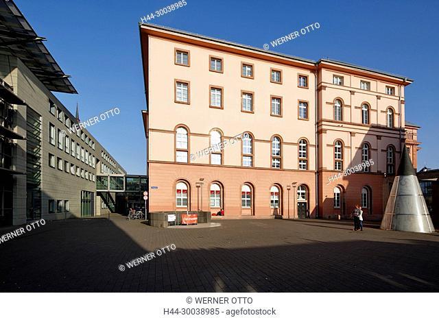 Mainz, Rhein, Rhein-Main-Gebiet, Rheinland, RheinlanPfalz, Staatstheater Mainz, Schauspielhaus, Musiktheater, Tanztheater