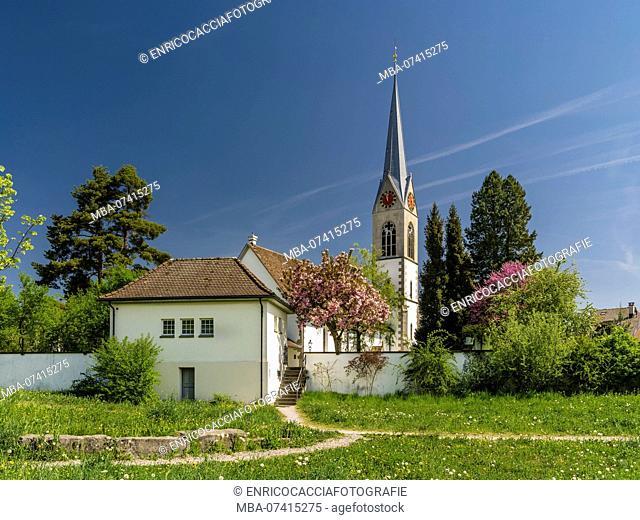 Reformed church in Pfäffikon ZH