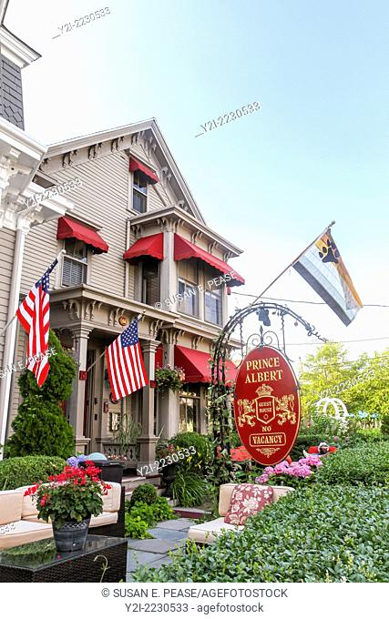 Prince Albert Guest House, Provincetown, Massachusetts, United States