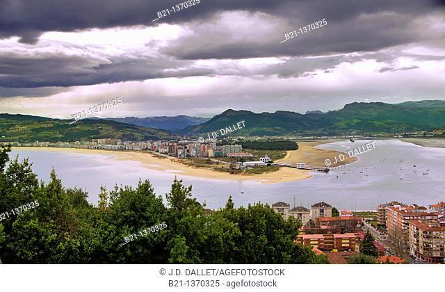 Laredo, Riaño de Escalante and Santoña, Cantabria, Spain