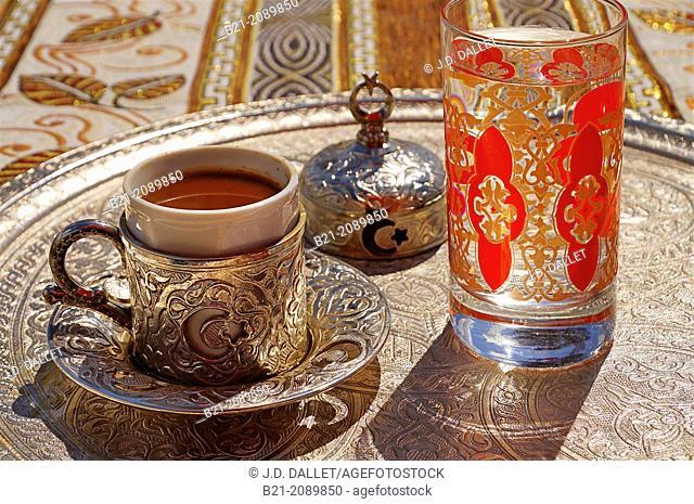 Turkish coffee, Turkey