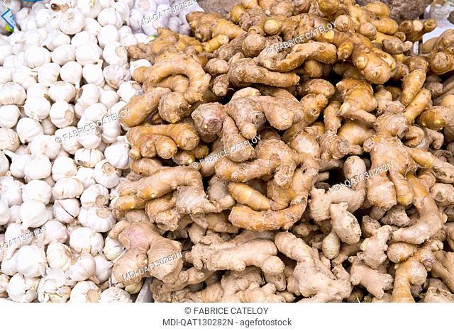 Qatar - Doha - Wholesale market - The vegetables and fruit market