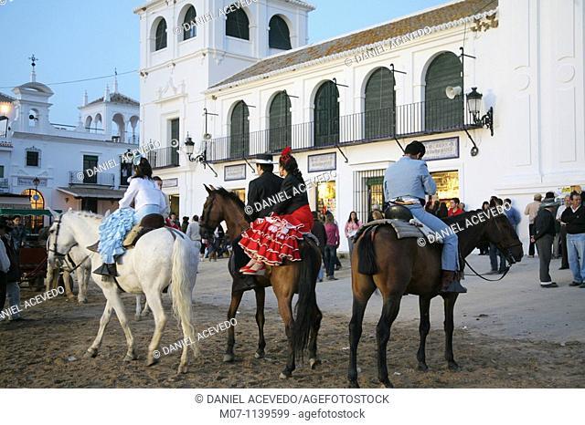 Almonte, Huelva, Andalucia, Spain,Marismas de Doñana