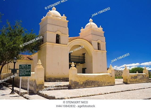 Argentina, South America, Molinos city, Colonia, l church, travel, Salta province, summer, South America, historic, hi