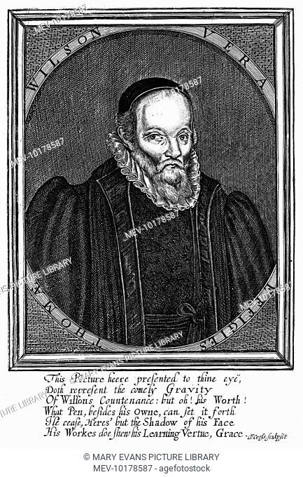 THOMAS WILSON puritan churchman