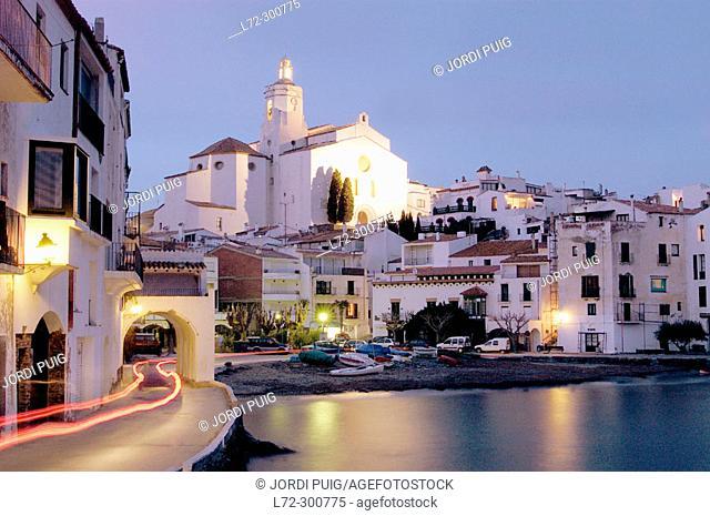 Cadaques. Girona province. Catalonia. Spain