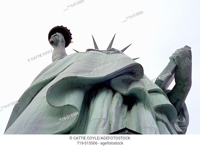 The Statue of Liberty, NY, NY. Located on 12-acre Liberty Island in New York Harbor, the Statue of Liberty was a gift of international friendship from the...