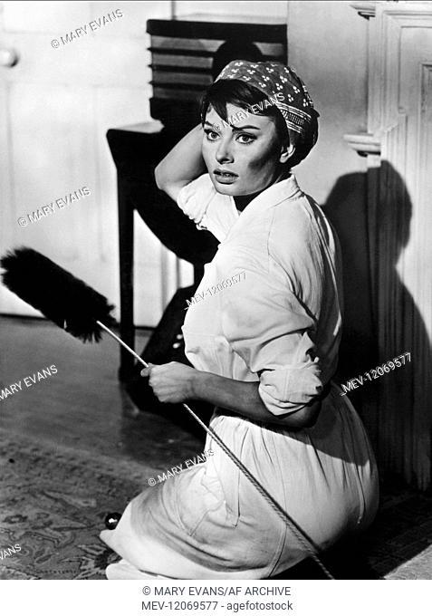 Sophia Loren Characters: Stella Film: The Key (UK 1958) Director: Carol Reed 28 May 1958