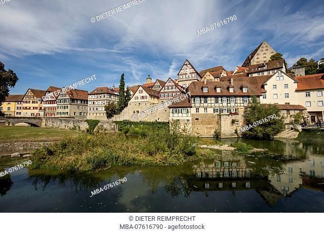 Schwäbisch Hall old town