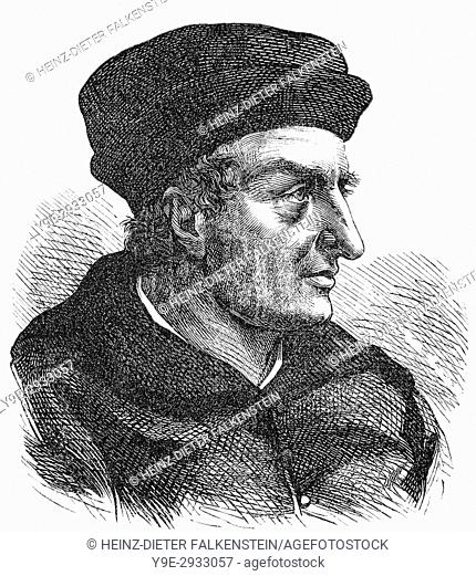Pope Gregory XII, c. â. ‰1326 - 18 October 1417, born was Pope from 30 November 1406 to 4 July 1415