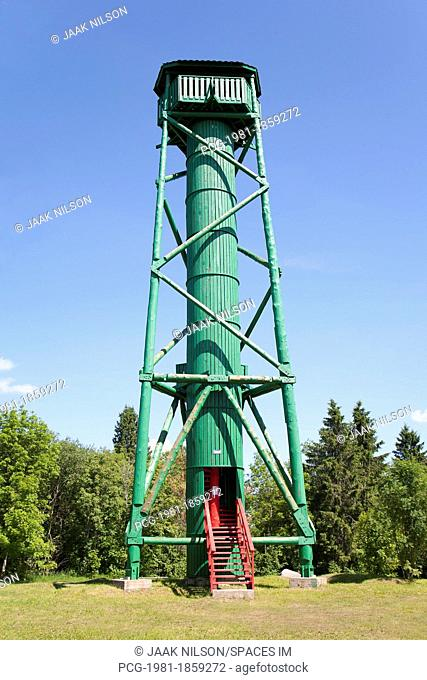 Large Wooden Watchtower