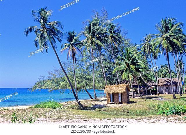 Koh Rong Island. Sihanoukville, Cambodia