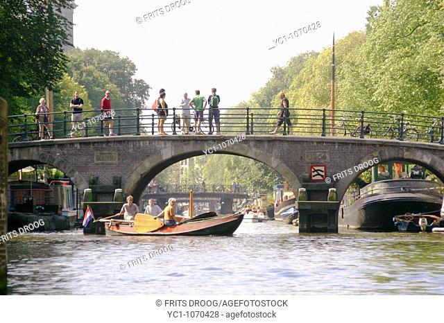 Prinsengracht Brouwersgracht Amsterdam