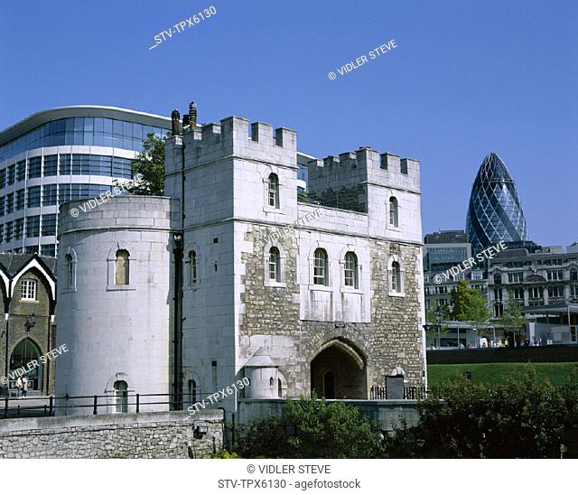 Architect, England, United Kingdom, Great Britain, Foster, Gherkin, Holiday, Landmark, London, Middle gate, Norman, Sir, Swiss