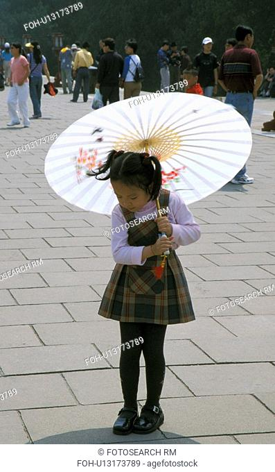 umbrella, girl, china, 7156, person, people