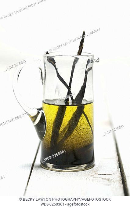 aceite de oliva con vanilla