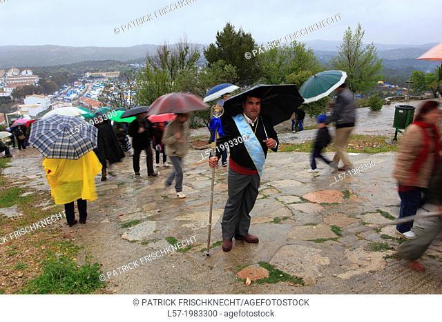 pilgrimage, Santuario Virgen de la Cabeza, Spain