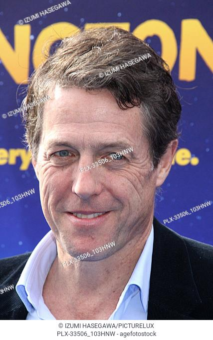 """Hugh Grant 01/06/2018 The U.S. Premiere of """"""""Paddington 2"""""""" held at The Regency Village Theatre in Los Angeles, CA Photo by Izumi Hasegawa / HNW / PictureLux"""