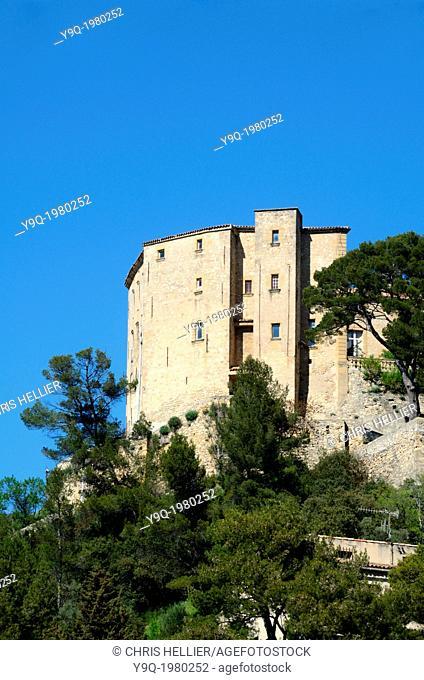Meyrargues Château Provence France