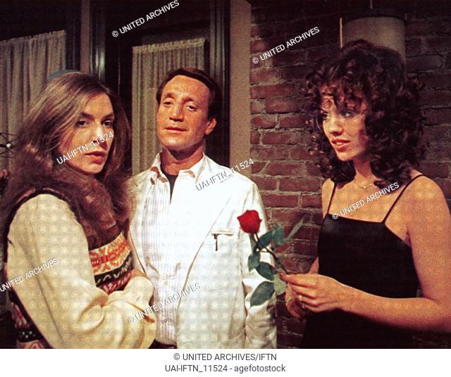 Sheila Levine Is Dead And Living in New York, USA 1975, Regie: Sidney J. Furie, Darsteller: Janet Brandt, Roy Scheider, Jeannie Berlin